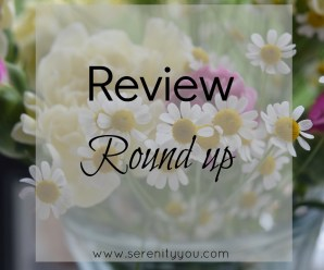 Review Round Up – August