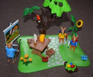 Playmobil Easter Bunny School Set