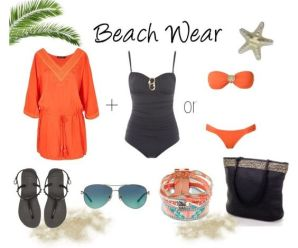 My Perfect Beach Wear Outfit