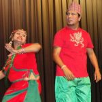 Twakendra, Deepak Raj, Deepa shree – Washington DC live show