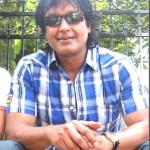 Comedy with Rajesh Hamal as a woman, Sakuntala appearance