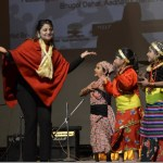 Deepa Shree Niraula in Music for HIV Event (Photos)