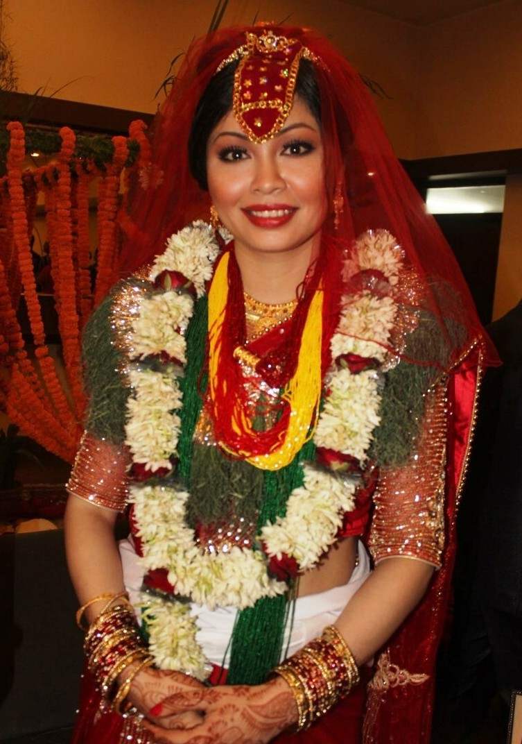 Rajesh Hamal marriage (photos and video)