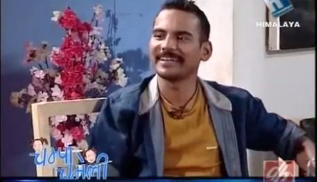 Talk with Kedar Ghimire - October 8, 2014