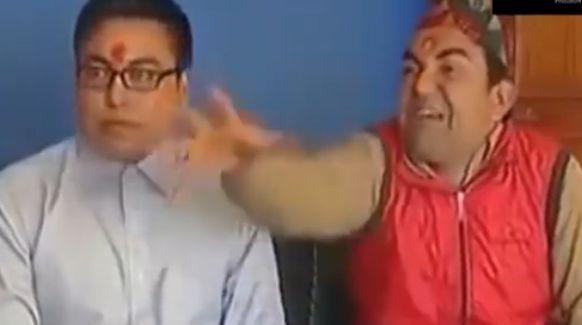 Sandeep Chhetri comedy drama