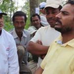 Kedar Ghimire made Earthquake Victims happy