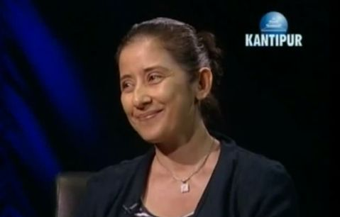Interview of Manisha Koirala about earthquake