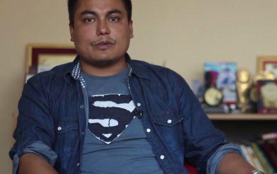 Interview of popular comedian Sandip Chhetri