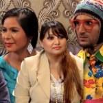 Deepak and Deepa in Comedy Hostel