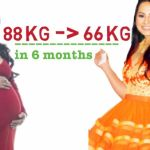 Malvika Subba slim again, the Miss Nepal mom lost 22 kg in 6 months