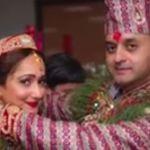 Usha Poudel marries Sudhanshu Joshi in USA