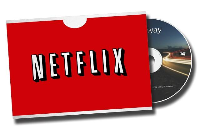 O começo da Netflix