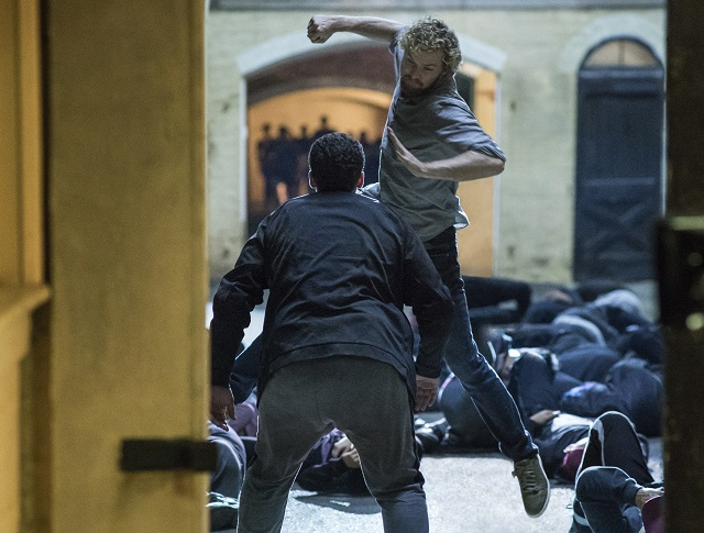 Iron-Fist Revelada a data de estreia para Iron Fist, a nova série da Netflix/Marvel