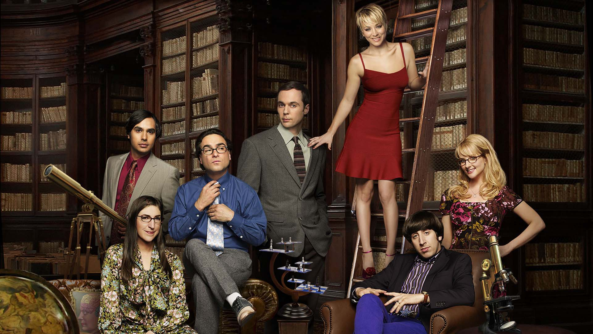 Big Bang Theory Bettwäsche The Big Bang Theory Seriepix