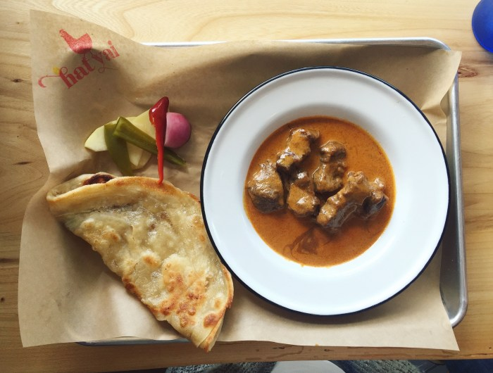 Braised Beef Cheek in Curry with Roti at Hat Yai | Summer Eats | Serious Crust by Annie Fassler