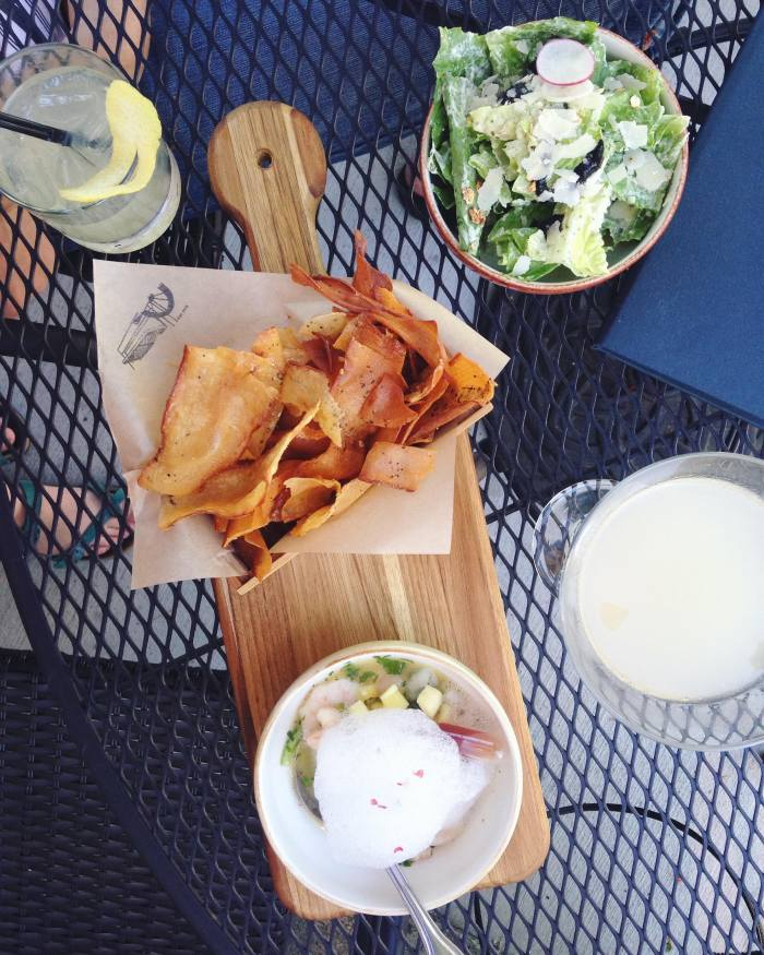 Happy Hour at Lechon | Summer Eats | Serious Crust by Annie Fassler