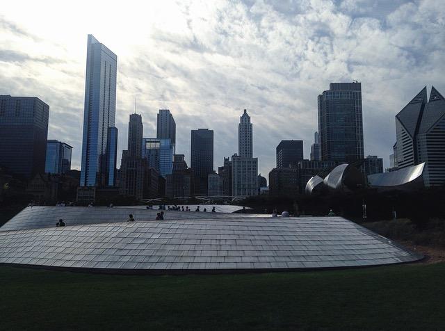 Chicago Skyline | Travel | Serious Crust by Annie Fassler