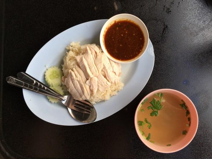 Khao Mon Gai in Bangkok, Thailand   Serious Crust by Annie Fassler