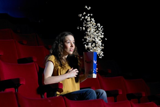Marketers have already developed a counter to the popcorn anti-advertising problem: terrifying commercials.