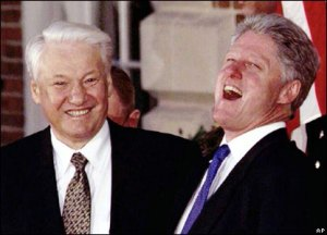 They should name it the Yeltsin system based on his use of vodka vapor to communicate with the U.S.