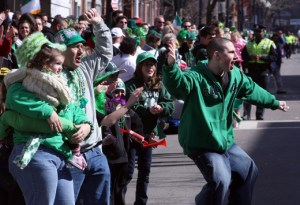 With Sam Adams no longer participating in Monday's St. Patrick's Day Parade, the people of South Boston will likely phone in their obnoxious, destructive behavior.