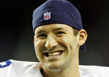 Tony Romo has nothing to do with Ebola in Dallas, but wouldn't it be great if he did?