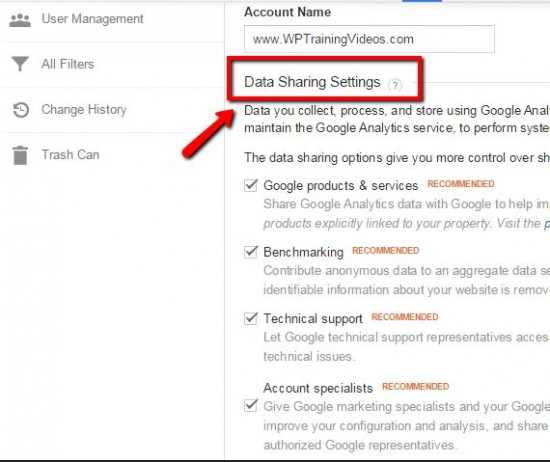 Google Analytics 101 \u2013 All About Accounts