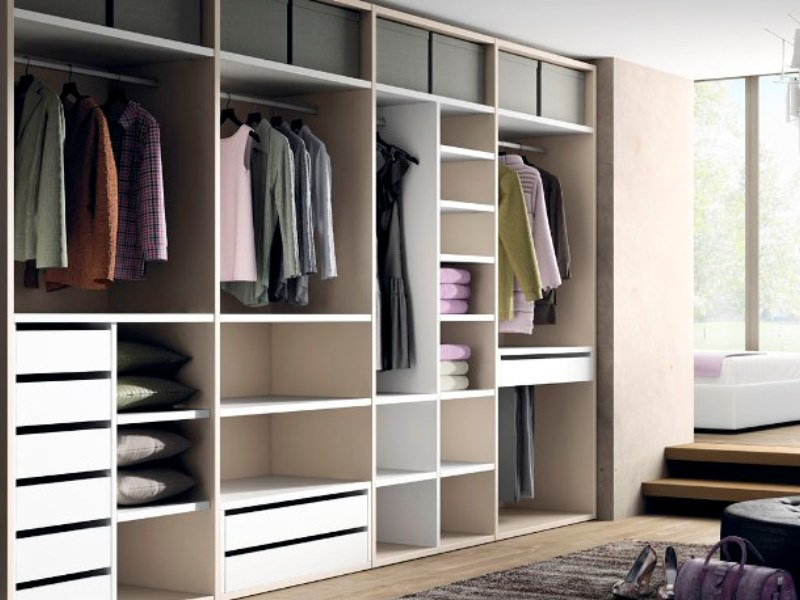 Distribuir un armario a medida reformas y decoraci n de - Como distribuir armario empotrado ...