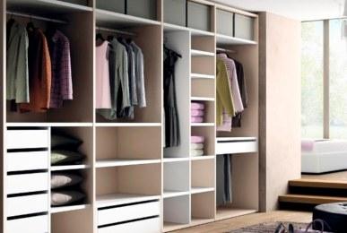 Reformas y decoraci n de interiores en le n serranos studio - Distribuir armario empotrado ...