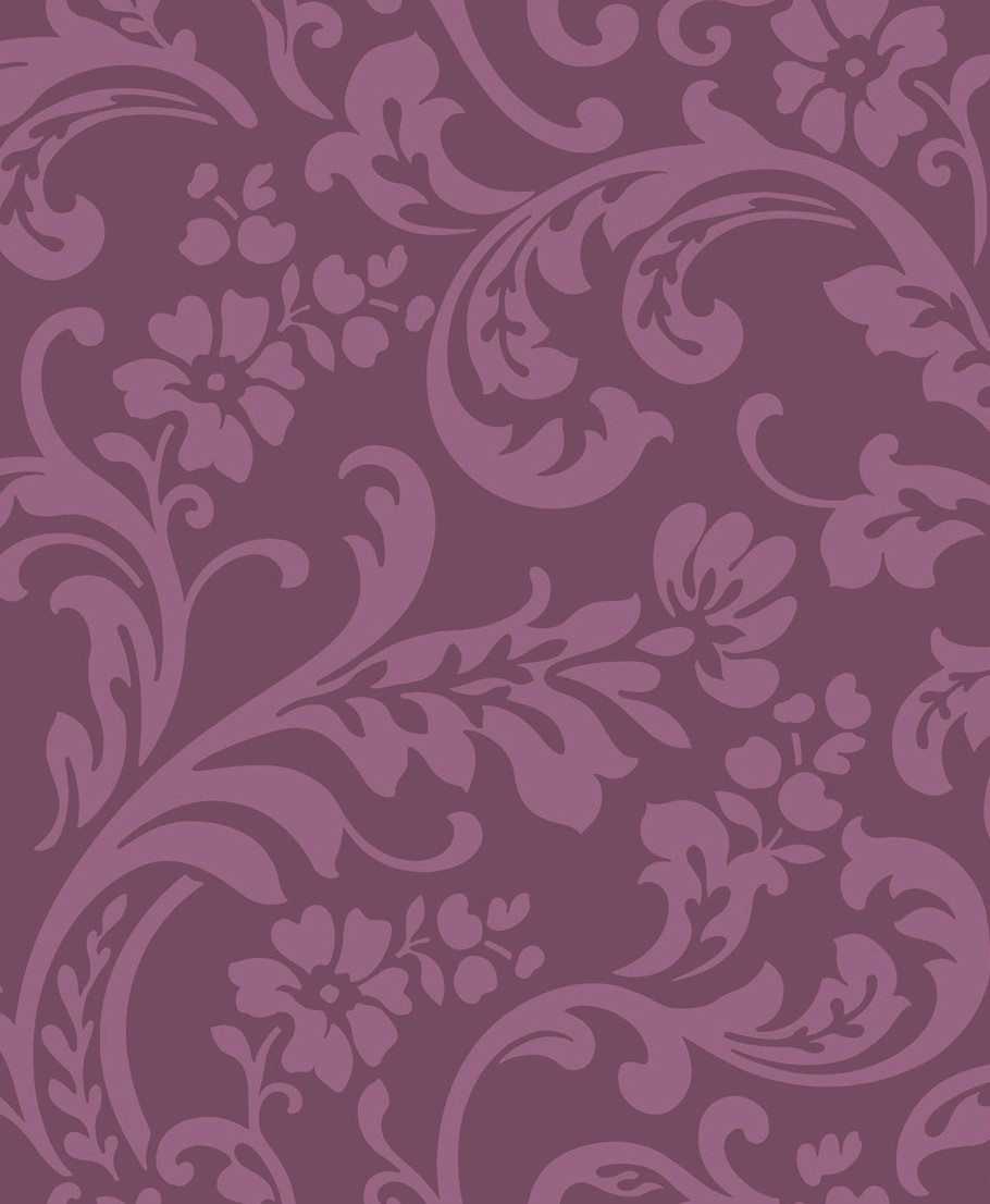Papel Decorativo Morado Papel Pintado Color Morado Reformas Y Decoración De Interiores