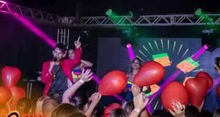 Gravação do DVD do cantor Leo Gomes é sucesso em Fundão/ES