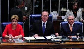 Senado define roteiro para julgamento de Dilma Rousseff