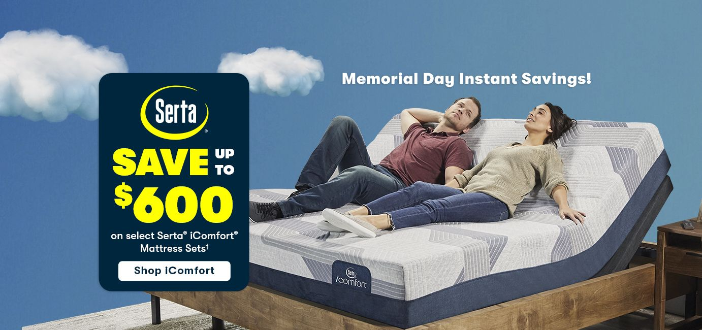 Serta Mattress Uk Mattresses By Serta Always Comfortable