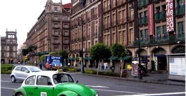 Taxi México