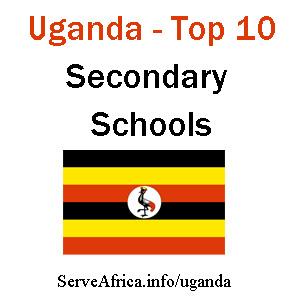 Uganda Top 10 Secondary Schools 2013-14
