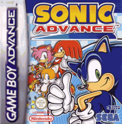 Oggy And The Cockroaches Wallpaper 3d Sonic Advance Rom Gameboy Advance Gba Emulator Games