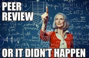 Peer Review or It Didn't Happen