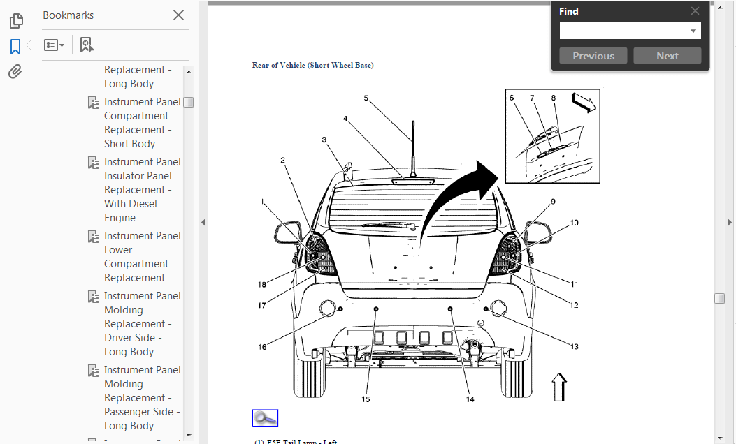 wiring due to the power wiring circuit of the vehicle