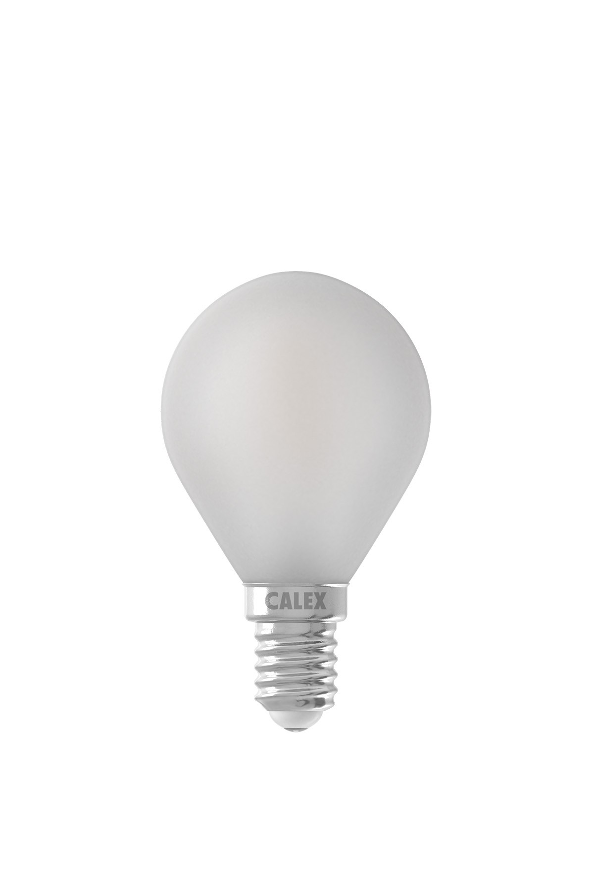 Led E 14 Calex Led Full Glass Filament Ball Lamp 240v 3 5w 300lm E14 P45
