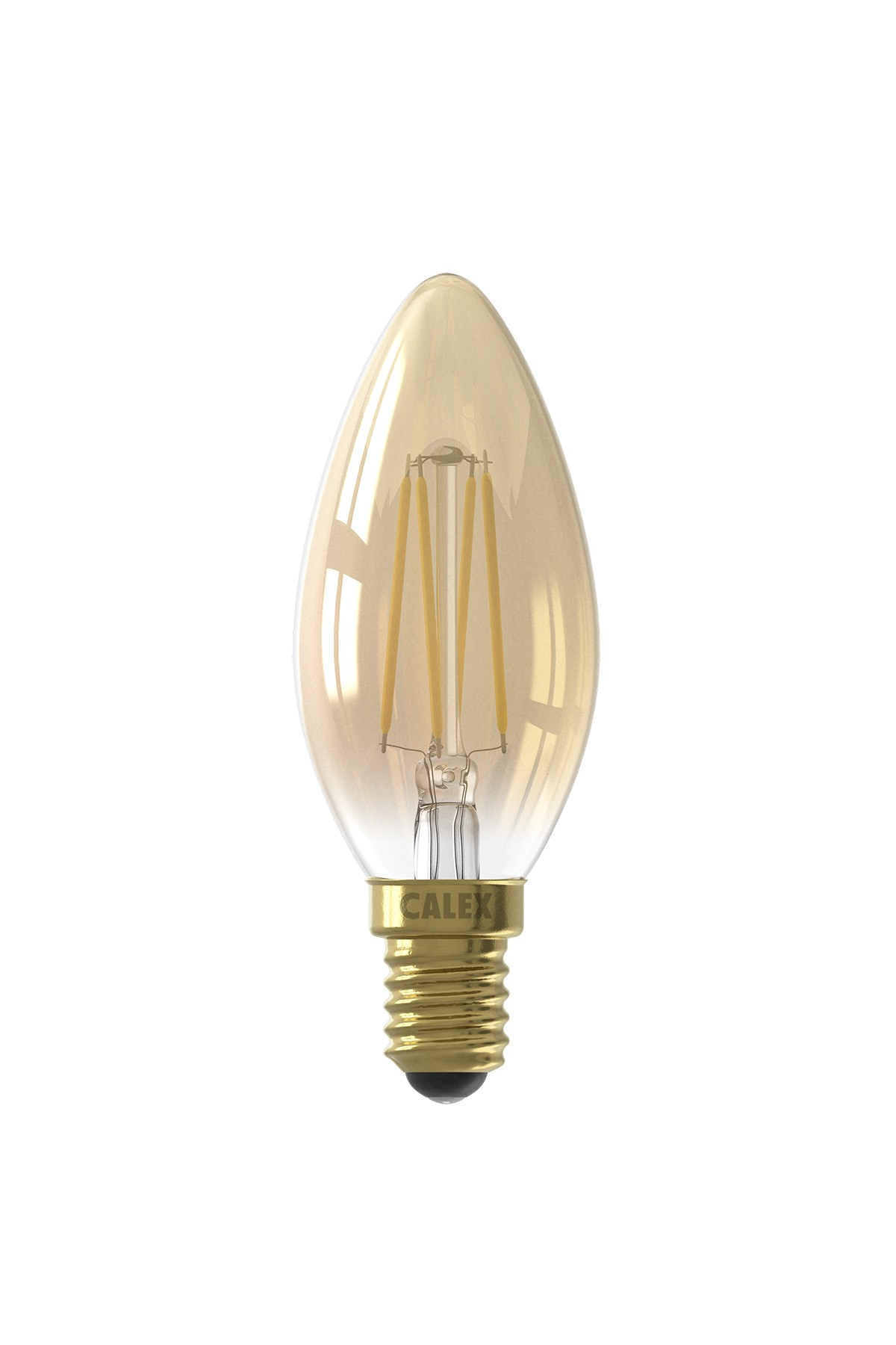 60 E14 Lumen Filament Led Dimmable Candle Lamp 240v 3 5w E14 Calex