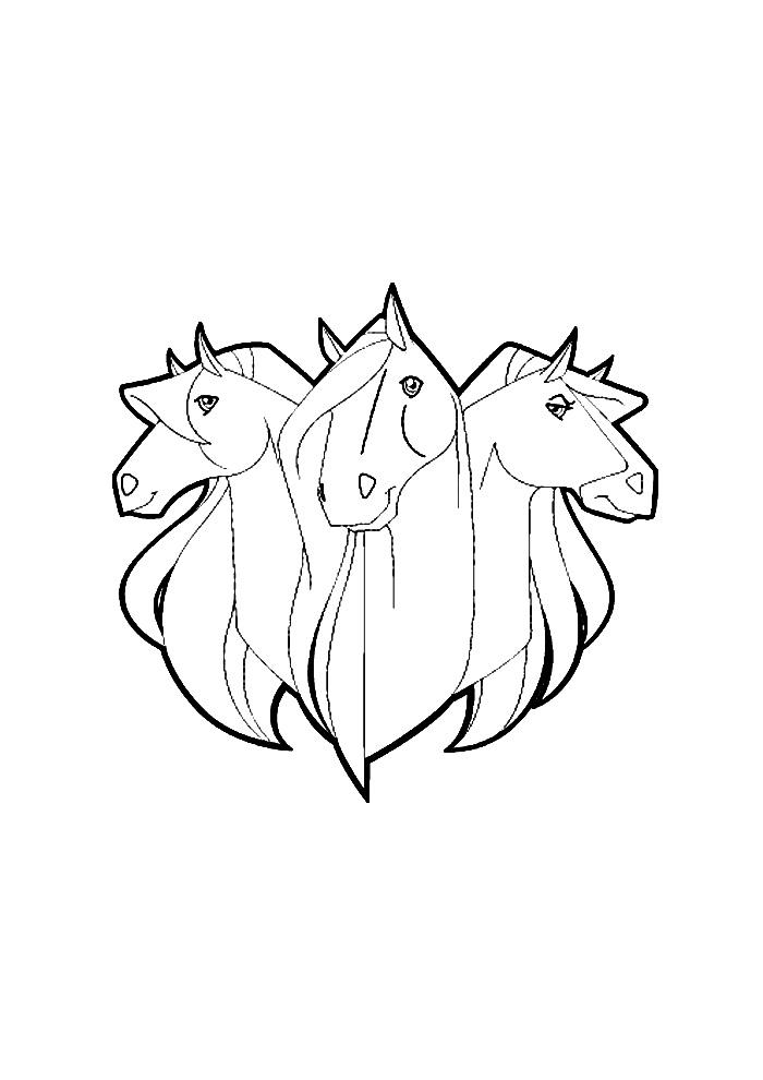 Kleurplaat Paarden Veulen Idee 235 N Over Kleurpagina S Voor