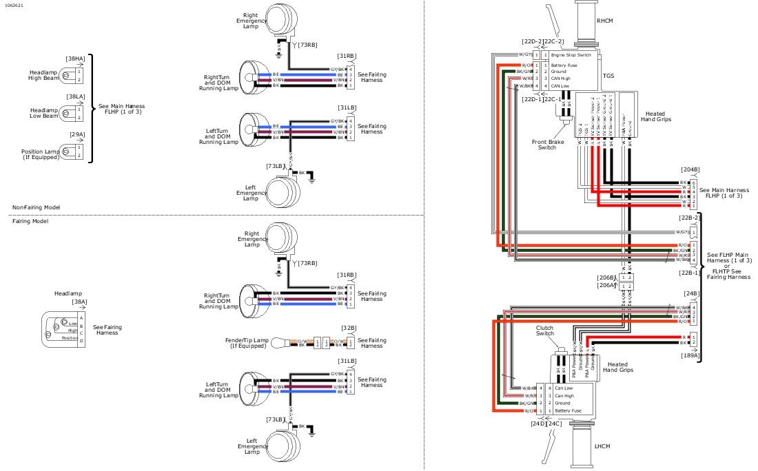 Wiring Diagram For 2007 Harley Street Glide Wiring Diagram