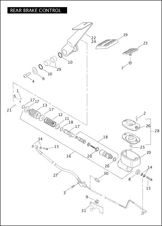 Brake Caliper Diagram For 99 Fatboy Online Wiring Diagram