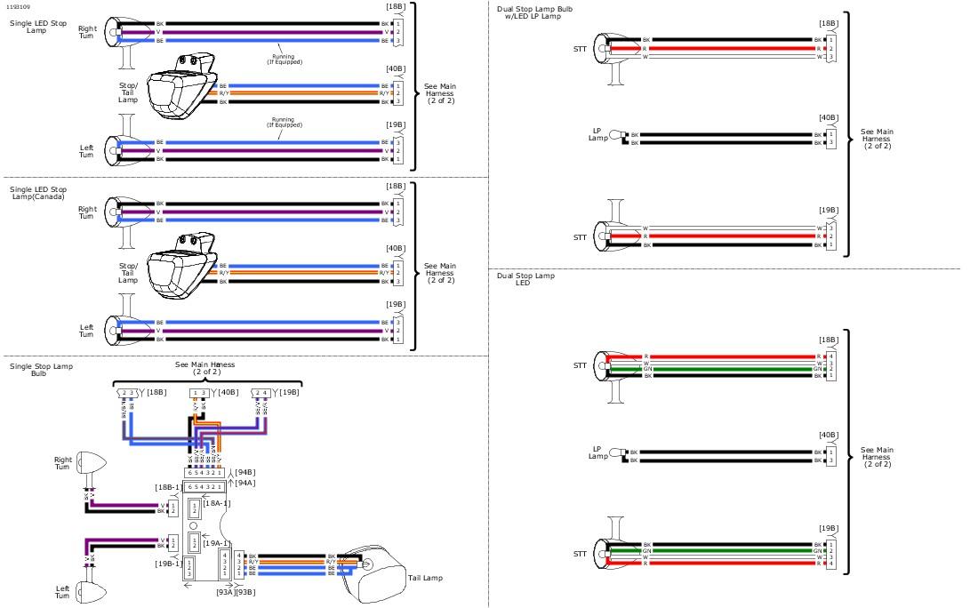 94000568_1235274_en_US - 2019 Wiring Diagram Wall Chart Harley