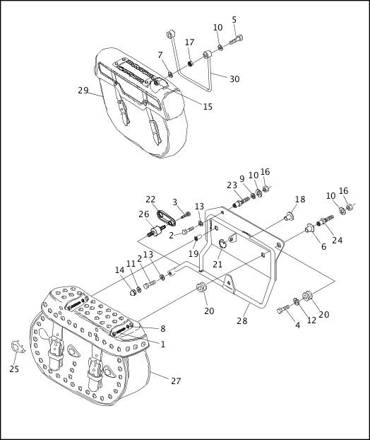 1989 harley davidson softail wiring diagram