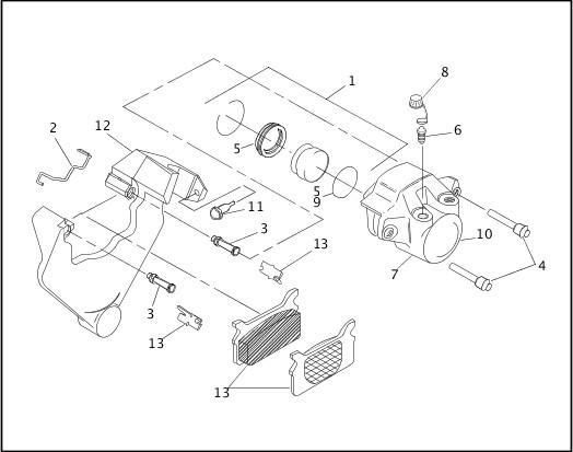 98 flstc harley davidson motorcycle diagrams
