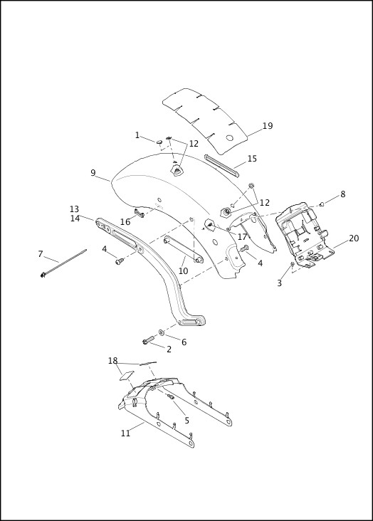 2004 Fatboy Rear Signal Wiring Diagram - Best Place to Find Wiring