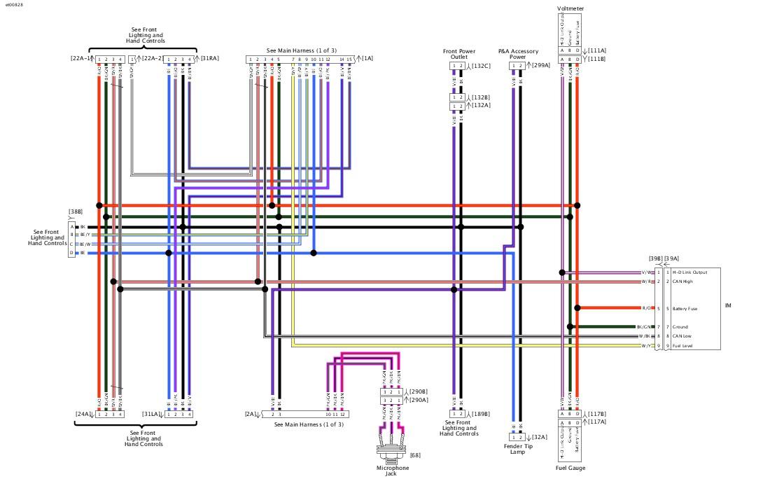 94000402_1009555_en_US - 2017 Wiring Diagrams Wall Chart Harley