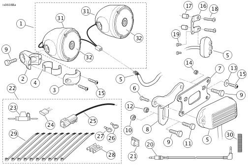 car audio amp wiring kits