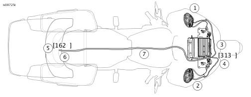 harley davidson speaker wiring diagram